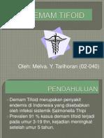 Demam Thipoid