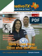Informativo TX 20ava Edicion Diciembre 2014 X7 PDF FINAL 2