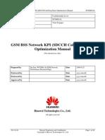 02 GSM BSS Network KPI _SDCCH Call Drop Rate_ Optimization Manual