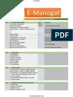 E-Manogat Digital Magazine Plan