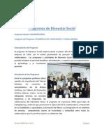 DANPER - Proyectos Bienestar Social