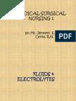 Medical-surgical Nursing 1