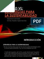 UNIDAD VI desarrollo sustentable