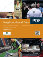 Neighbourhood News Final Evaluation Report From TAL