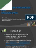 Rancangan Percobaan Dan Analisis Data Erna Mei2012