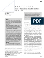 Expectant Management of MidTrimester Premature Rupture of Membranes.pdf