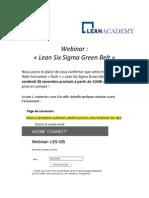 2b - Convocation Webinar LSS-GB Dec14