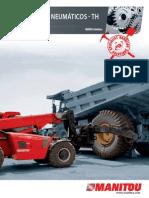 Manitou Tyre Handler (ES)
