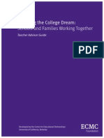 Believing the College Dream