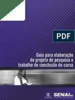 Guia Para Elaboração de Projeto de Pesquisa e TCC
