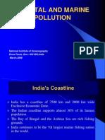 Coastal and Marine Pollution