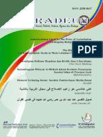ISLAMIC STUDIES DALAM PENDEKATAN MULTIDISIPLINER  (Suatu Kajian Gradual Menuju Paradigma Global)-Tabrani. ZA