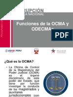 Principios y Situacion Del Control y Las Sanciones en El Peru Ocma y Odecmas
