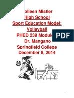 sportsedmodel