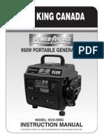 KCG 950G Manual Eng