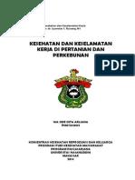 K3 Pertanian dan Perkebunan
