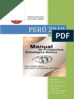 Peru 2040 Prospectiva