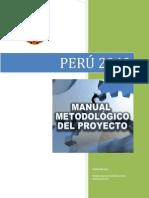 Peru 2040 Gestion Del Proyecto