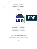 TOEFL Module Structure