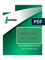 Lafarge HS Pictorial Guide