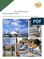 RCE-20 Health Effects RF Electromagnetic Fields