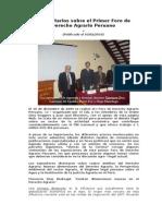 Comentar Primer Foro de Derecho.doc