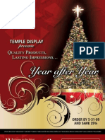 Temple Display 2010 Full Line Catalog
