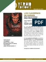 Yermo Ediciones Novedades Diciembre 2014