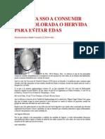 29-11-14 elfortindiario EXHORTA SSO A CONSUMIR AGUA COLORADA O HERVIDA PARA EVITAR EDAS.docx