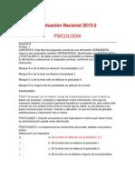 191258493 Evaluacion Nacional PSICOLOGIA 2013 2
