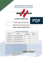 Visión Estratégica - Editora Peru