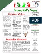 201412 - dec 2014 newsletter