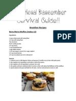 Samsational Breakfast Recipes