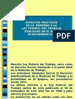 Presentación Reforma Laboral
