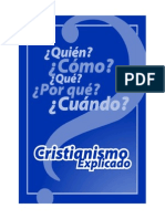 Manual Cristianismo Explicado