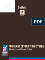 Cessna Yoke Manual