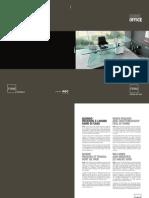 Fiam Catalogo Home Office 2012