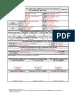 Legajo Tecnico y Programa de Seguridad (Modelo)