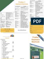 Firefox3 Shortcuts