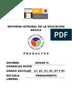EDGAR HOMERO GONZALEZ EGUIA