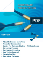 PulsetonePortfolio