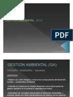 Gestion Ambiental -Introducción Problemática Ambiental