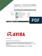 Orçamentos - Antivirus