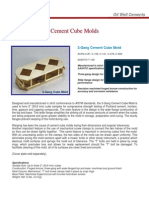 Cube Molds