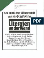 1980 Literatur an Der Wand