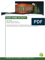 Take Home Activity December 14