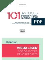 Extraits Ch1 Livre 101 astuces pour mieux s'organiser de Xavier DELENGAIGNE