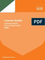igcse learner guide