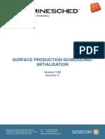 01 Surface Production Initialisation V70