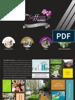 Saffron Homes Brochures